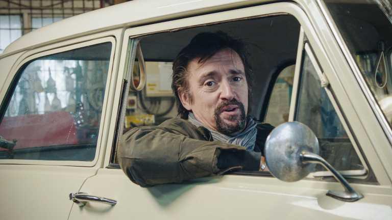 Ποιος είναι ο Oliver, ο αγαπημένος φίλος του Richard Hammond;