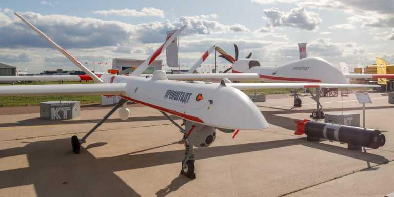 Συρία: Βίντεο ντοκουμέντο από το προηγμένο ρωσικό drone Orion να διαλύει θέσεις τζιχαντιστών [vid]