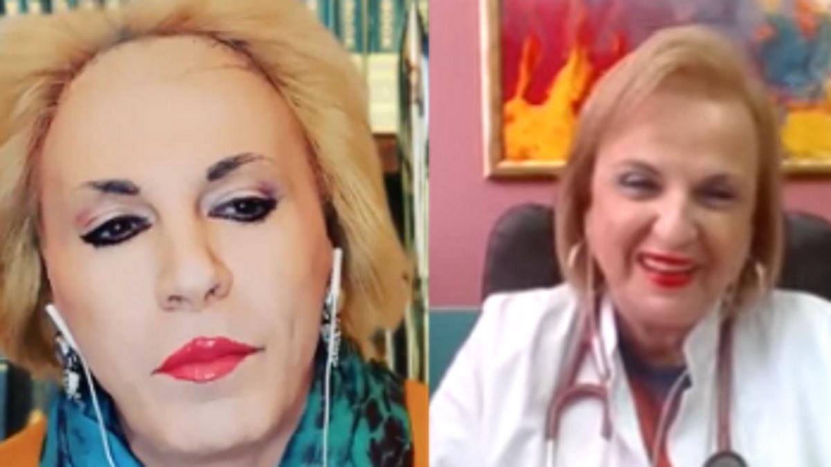 Ματίνα Παγώνη για τη μίμηση του Τάκη Ζαχαράτου: Δεν πέτυχε τη φωνή μου, θα του το πω