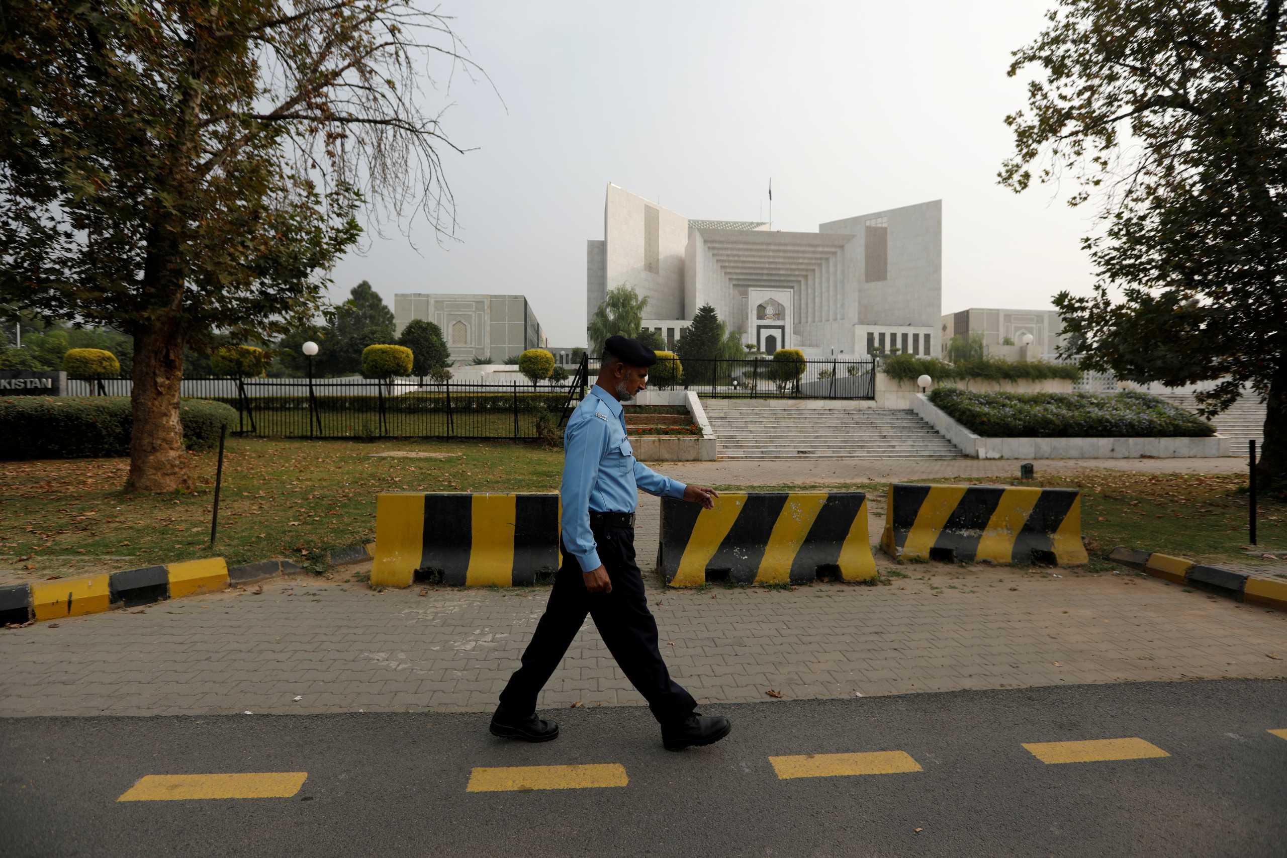 Το Πακιστάν προσέφυγε στο Ανώτατο Δικαστήριο κατά της απελευθέρωσης ισλαμιστή που αποκεφάλισε Αμερικανό