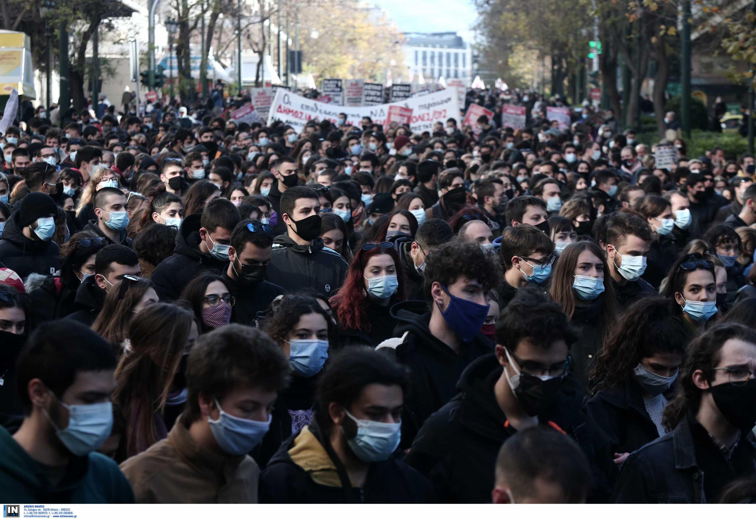 Δικογραφία για το πανεκπαιδευτικό συλλαλητήριο και τον πρόεδρο της ΠΟΕΔΗΝ