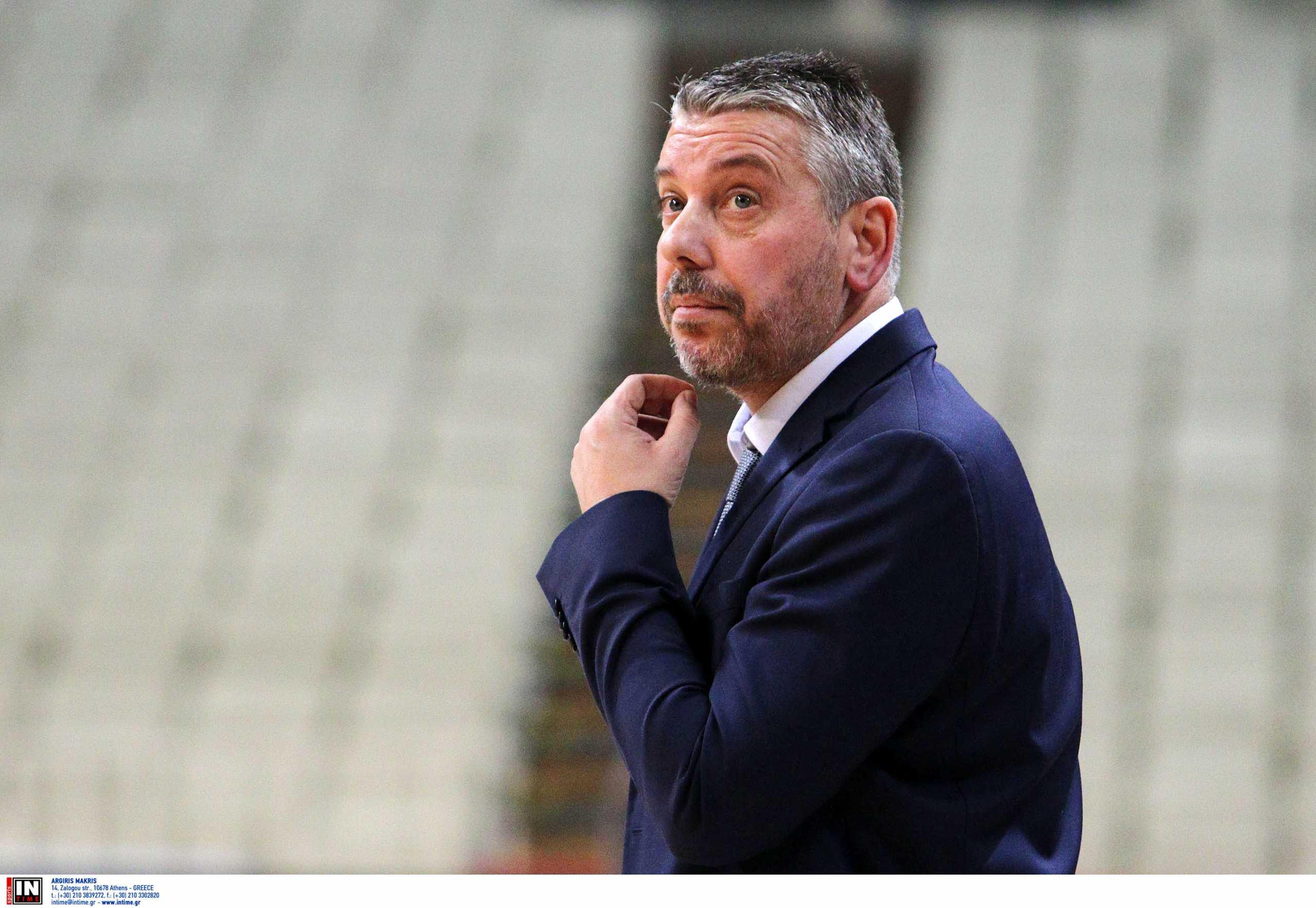 ΑΕΚ – Παπαθεοδώρου: «Καλύτερη ομάδα στην Ελλάδα ο Παναθηναϊκός»