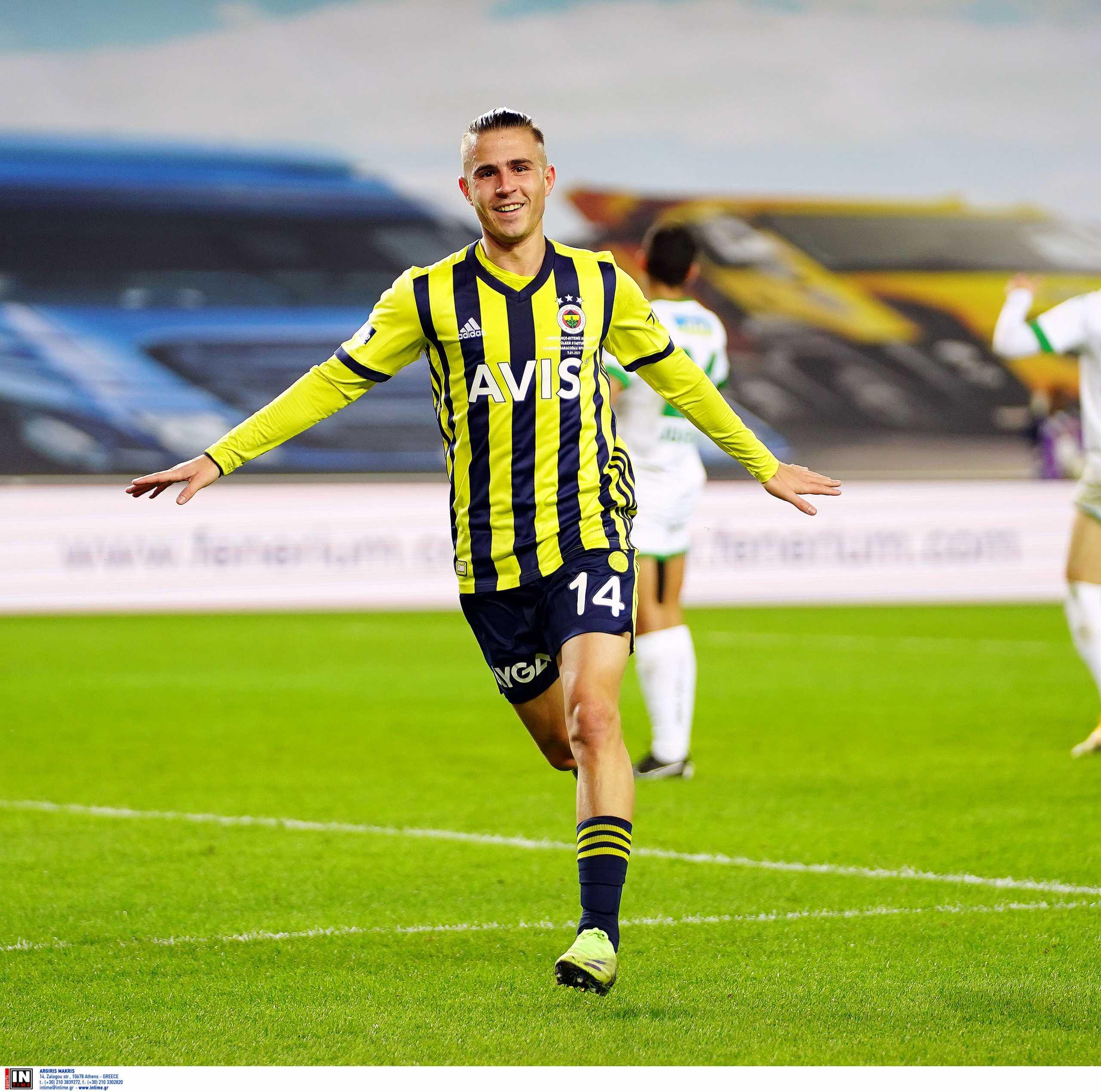 Ασίστ ο Πέλκας, έβδομο γκολ ο Μπακασέτας στην Τουρκία (videos)