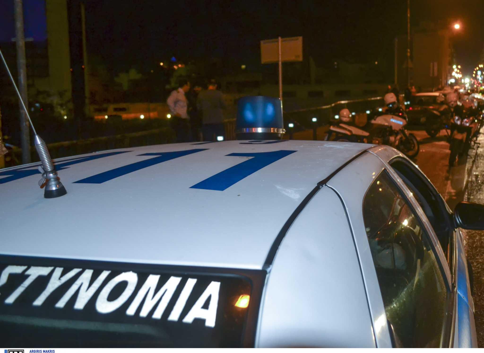 Μενίδι: Επίθεση με μολότοφ σε αστυνομικούς