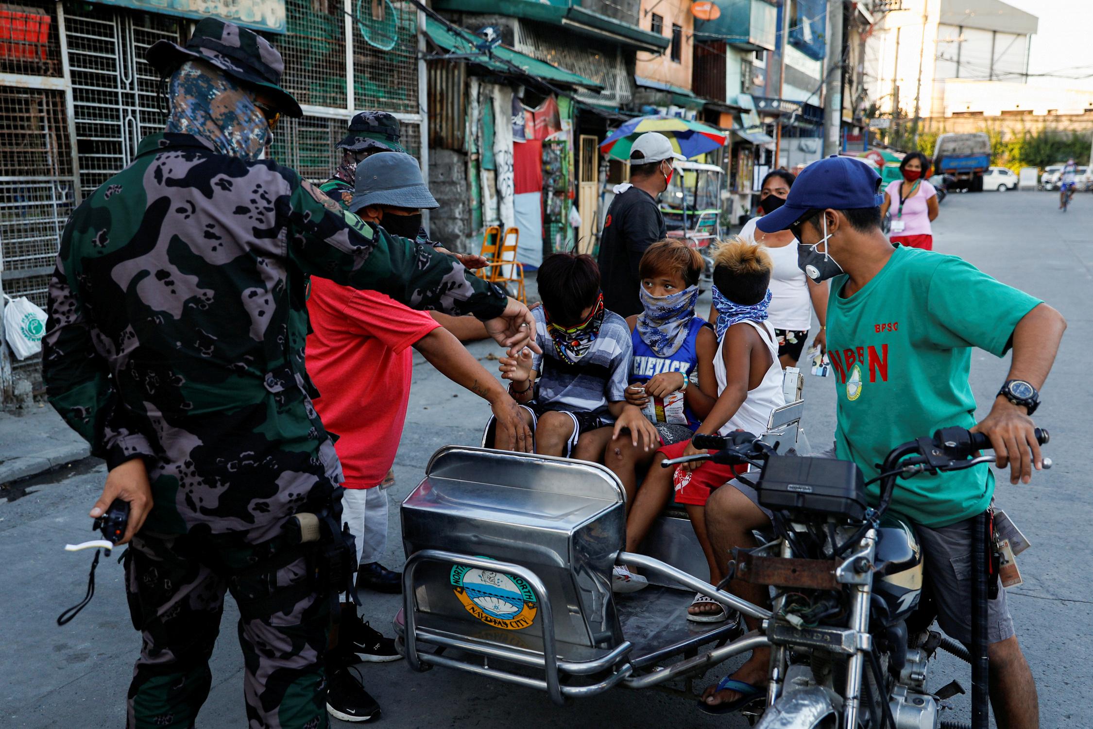 Μεταλλαγμένος κορονοϊός και στις Φιλιππίνες