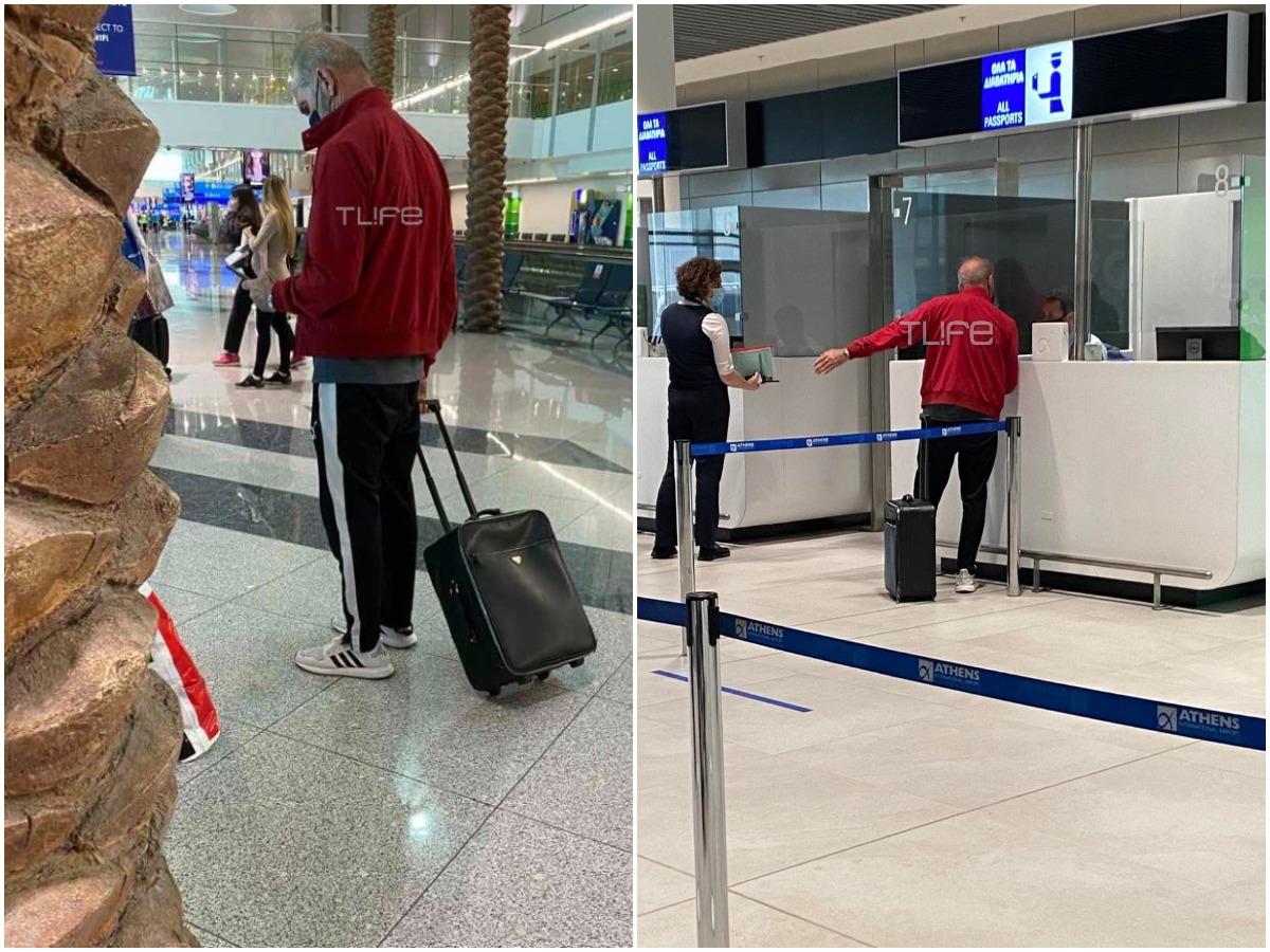 Πέτρος Κωστόπουλος: Η απάντηση του περιβάλλοντός του για όσα έγιναν στο αεροδρόμιο