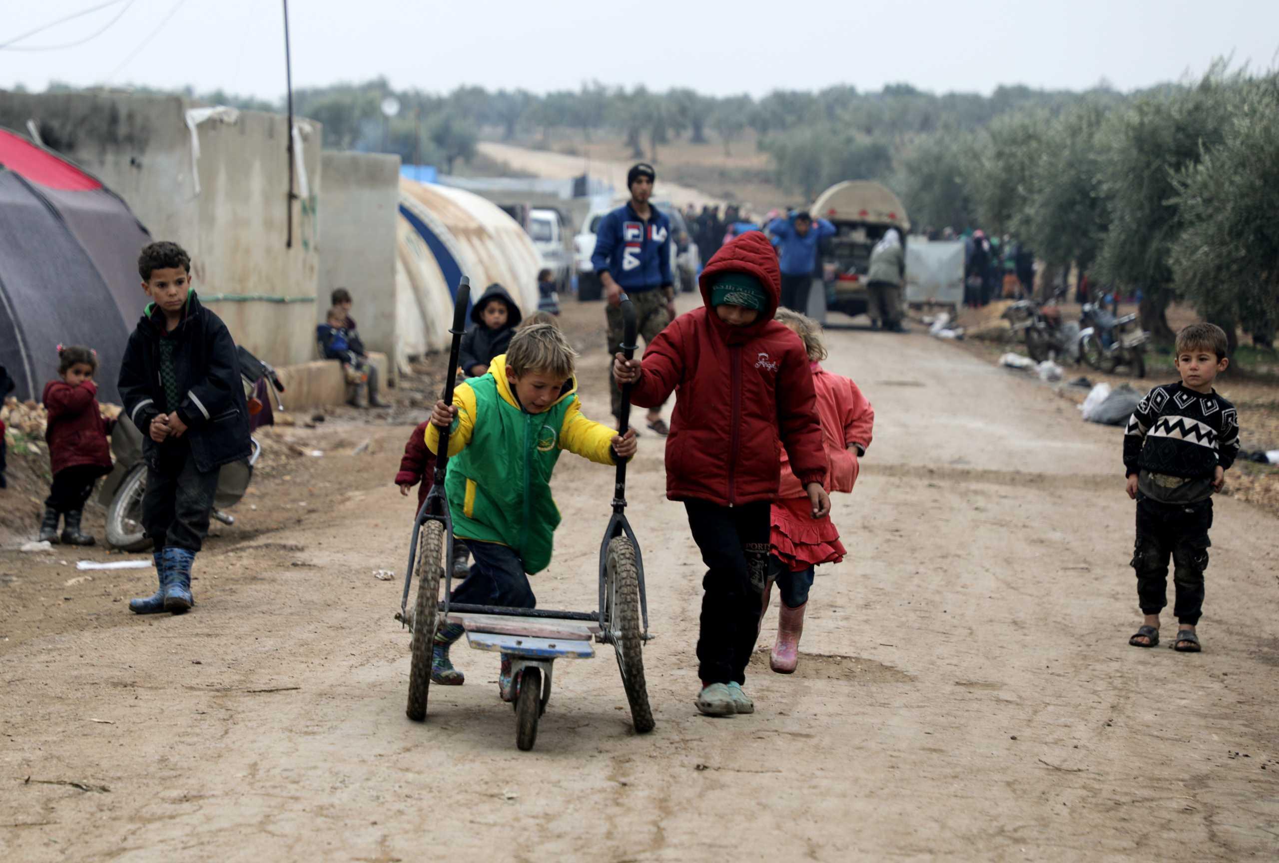 Πόλεμος στη Συρία: 6.800 νεκροί το 2020 – O χαμηλότερος ετήσιος απολογισμός από το 2011