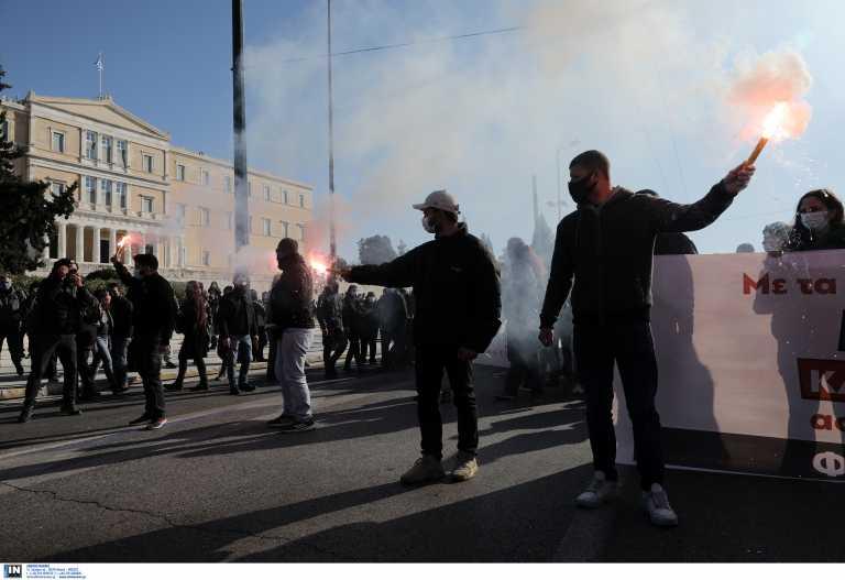 Πανεκπαιδευτικό συλλαλητήριο: Χαμός από κόσμο