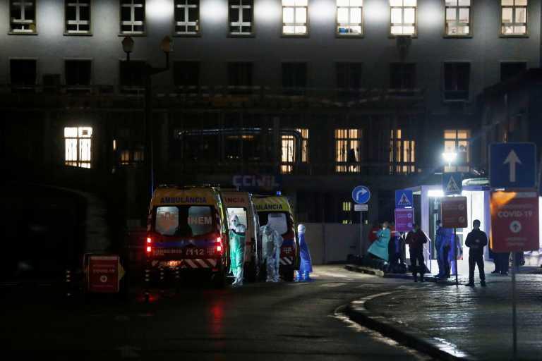 Πορτογαλία: «Στερεύει» το ιατρικό οξυγόνο στα νοσοκομεία