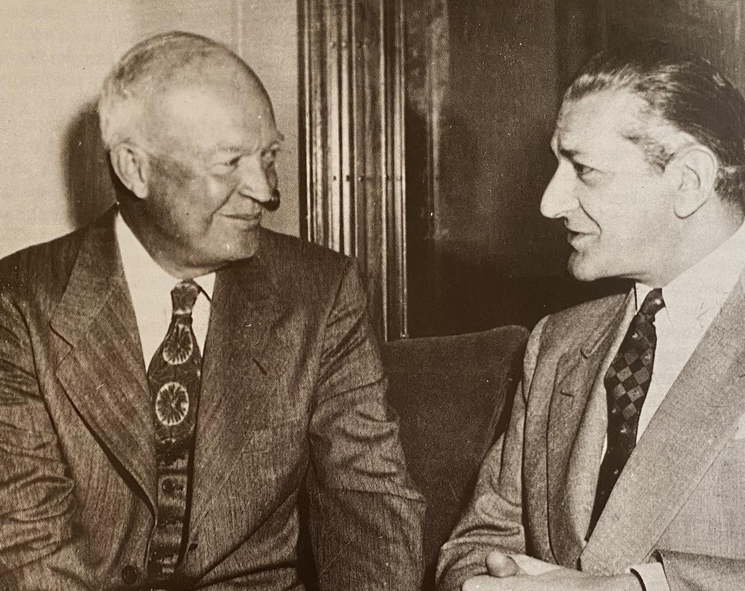 Τι έλεγαν Ρούζβελτ και Αϊζενχάουερ για την Ελλάδα πριν και μετά τον Β' Παγκόσμιο Πόλεμο; (pics)