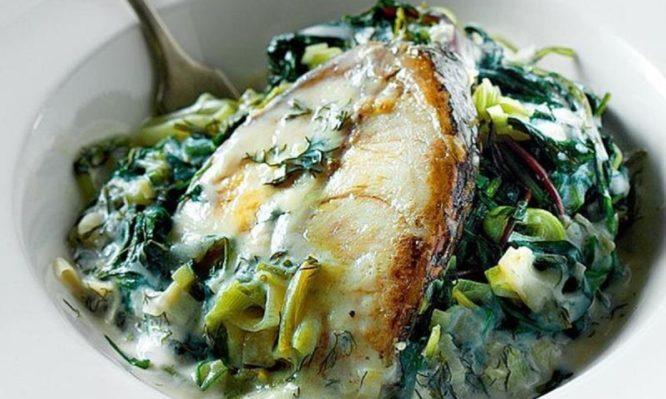 Αυτή είναι η συνταγή του αγιορείτη μοναχού Νικήτα για ψάρι που θα λατρέψετε