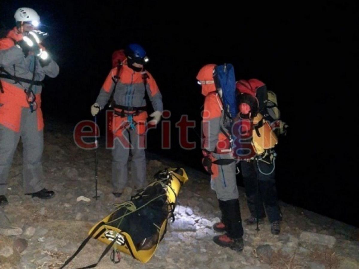 Κρήτη: Πώς η βόλτα στον Ψηλορείτη εξελίχθηκε σε τραγωδία – Θρήνος για τον 21χρονο ορειβάτη (pics, vid)