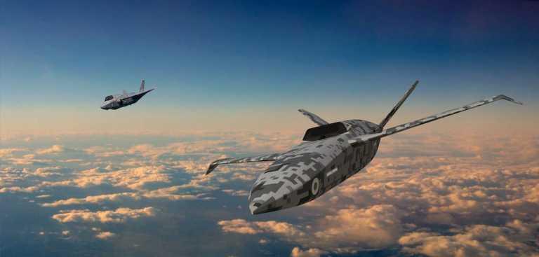 Η ιστορική βρετανική Βασιλική Αεροπορία στρέφεται σε μη επανδρωμένα…μαχητικά αεροσκάφη! [pic]