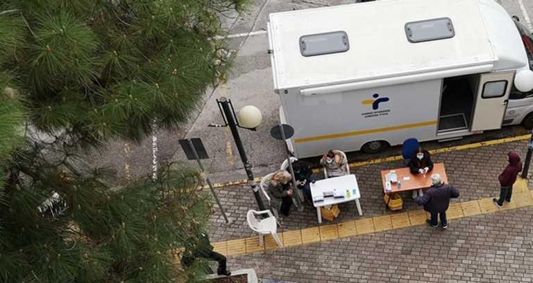 Κορονοϊός: 400 rapid test στο Δήμο Νέας Φιλαδέλφειας – Νέας Χαλκηδόνας