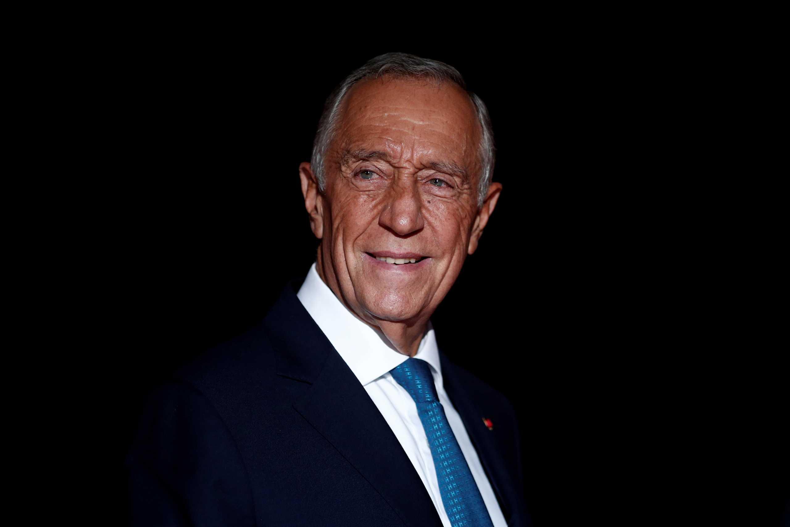 Θετικός στον κορονοϊό ο πρόεδρος της Πορτογαλίας
