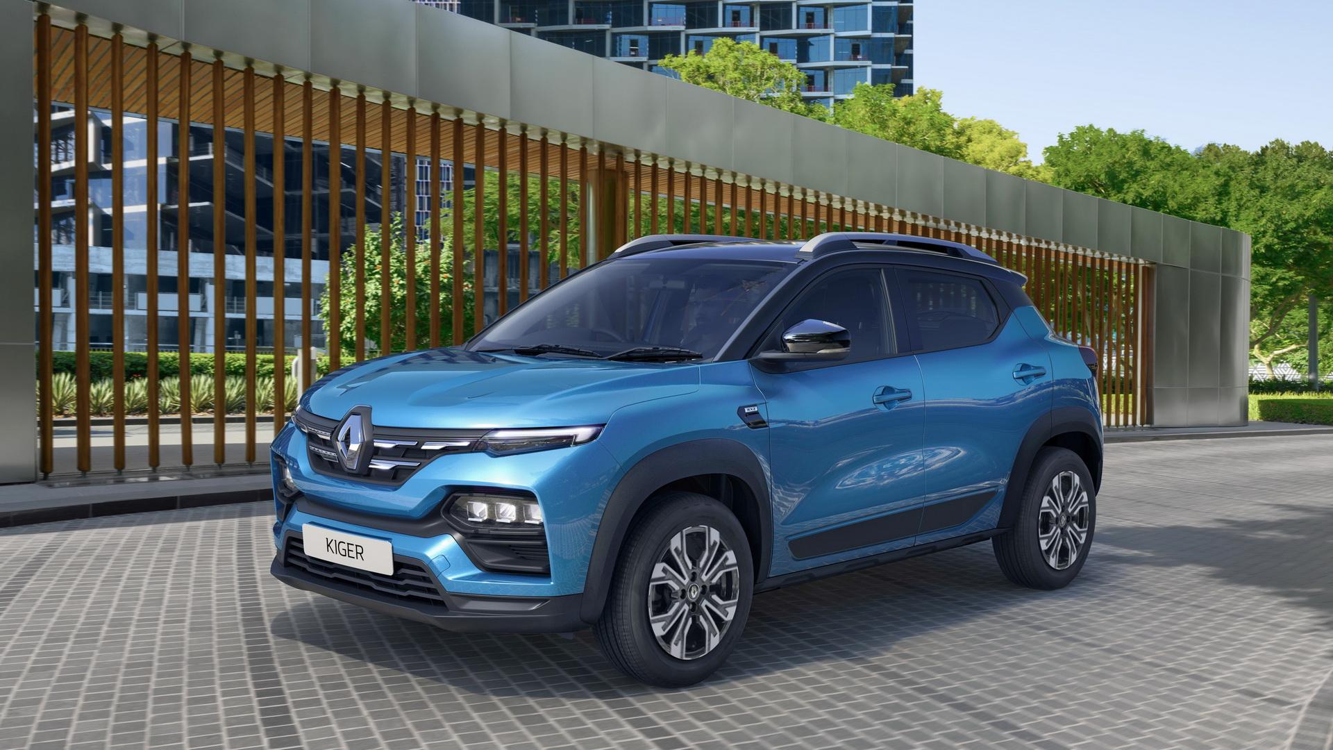 Νέο Renault Kiger: To φθηνό Captur! [pics & vid]