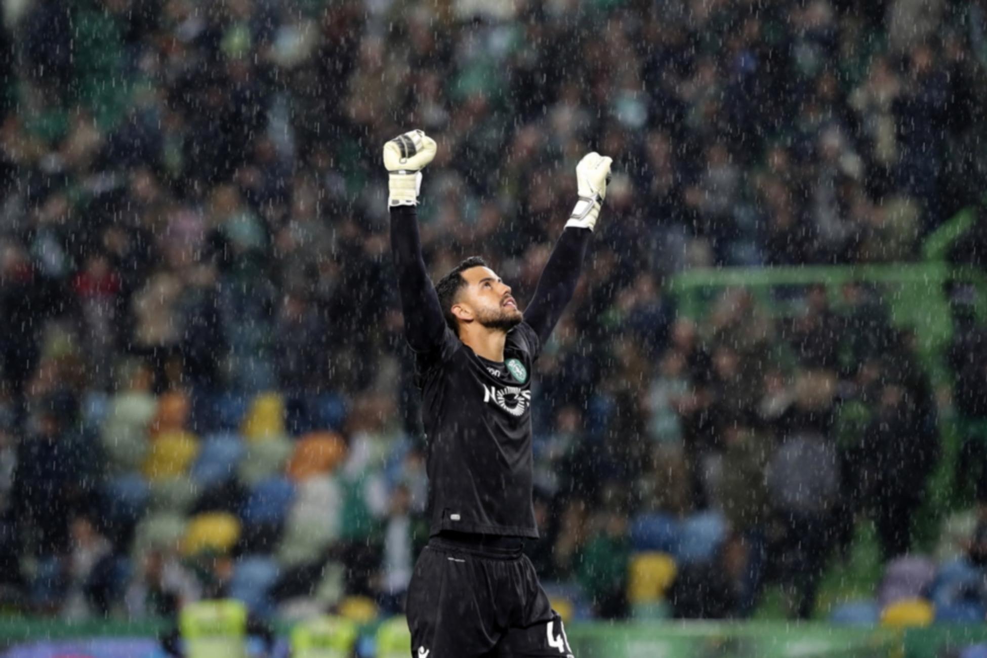 Για επαφές της ΑΕΚ με τη Σπόρτινγκ για τον Ριμπέιρο κάνουν λόγο οι Πορτογάλοι