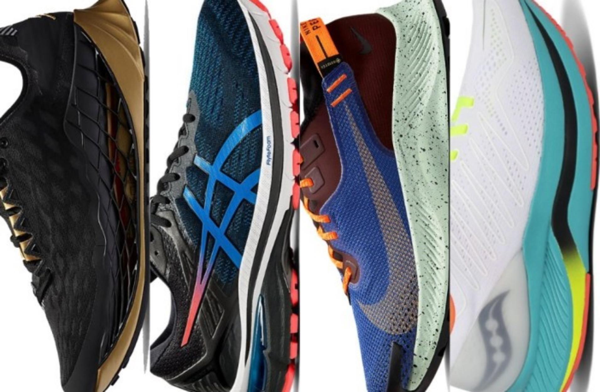 Τα 50 καλύτερα παπούτσια για τρέξιμο που κυκλοφορούν αυτή την στιγμή!
