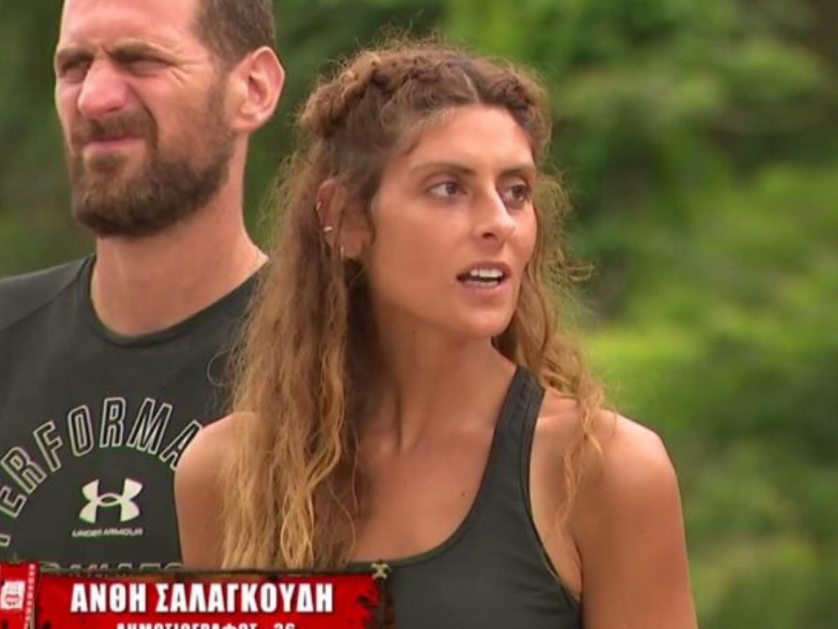 Ανθή Σαλαγκούδη: Το προφητικό βίντεο της συμμετοχής της στο Survivor… το 2018!