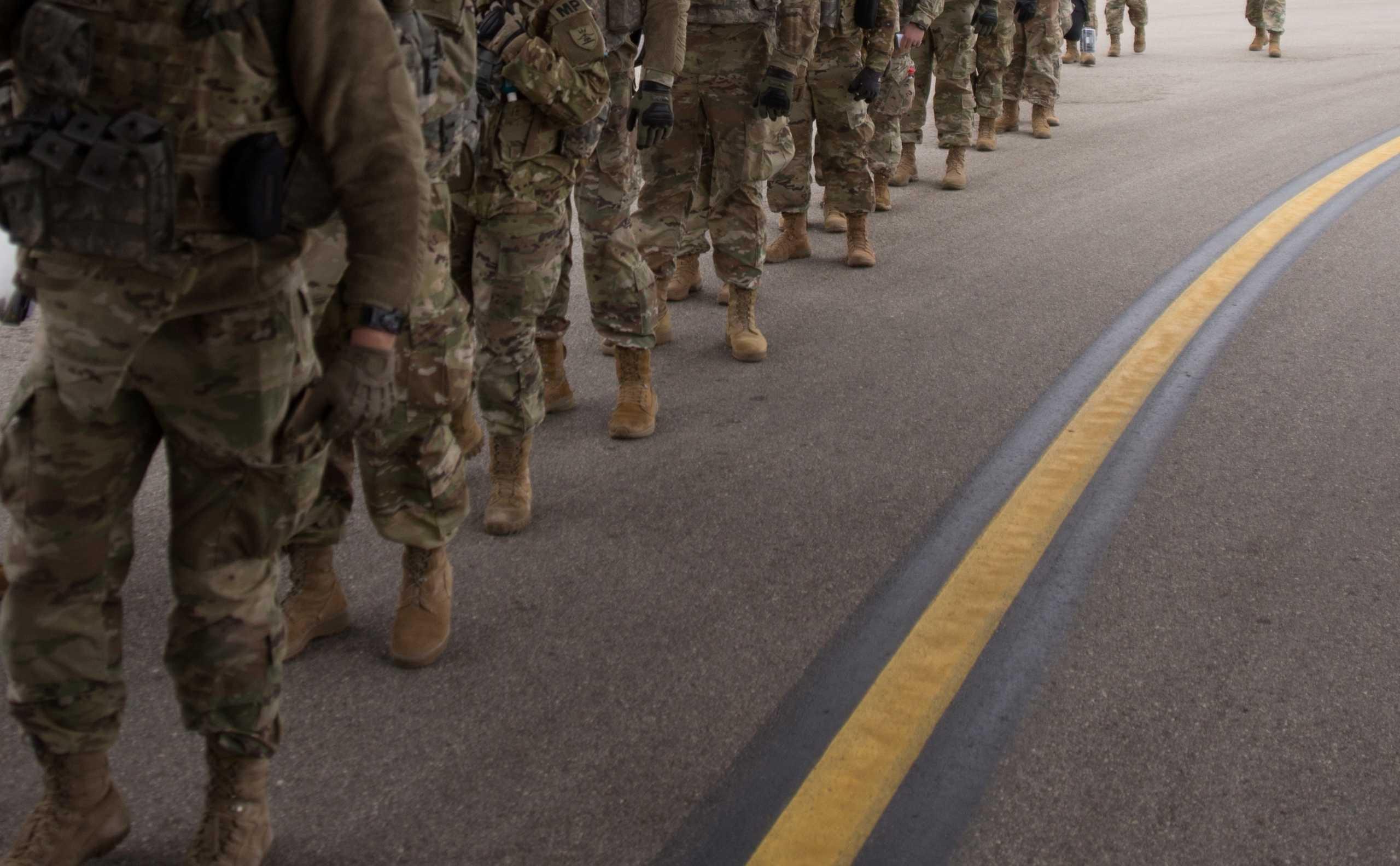 ΗΠΑ: Στρατιώτης κατηγορείται ότι βοήθησε το Ισλαμικό Κράτος να σκοτώσει συναδέλφους του