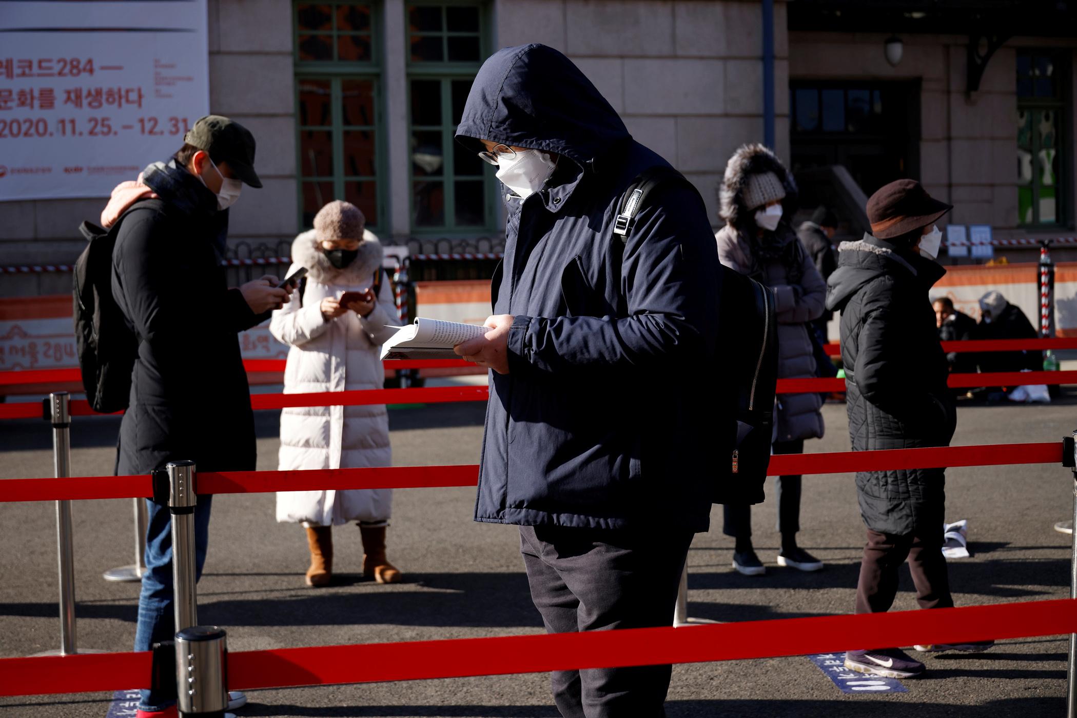 Νότια Κορέα: Επεκτείνεται το αυστηρό lockdown στη Σεούλ