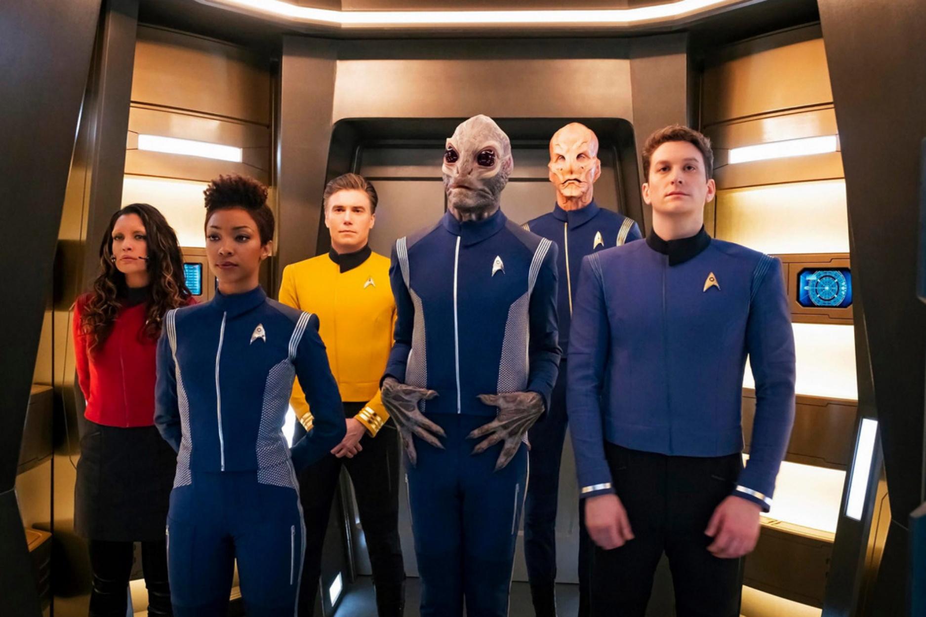 Star Trek, Des και ακόμη 4 σειρές της Cosmote TV που πρέπει να δείτε τον Ιανουάριο