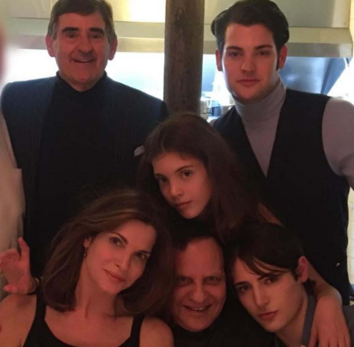 Πέθανε ο 24χρονος γιος του supermodel Στέφανι Σέιμουρ (pics)