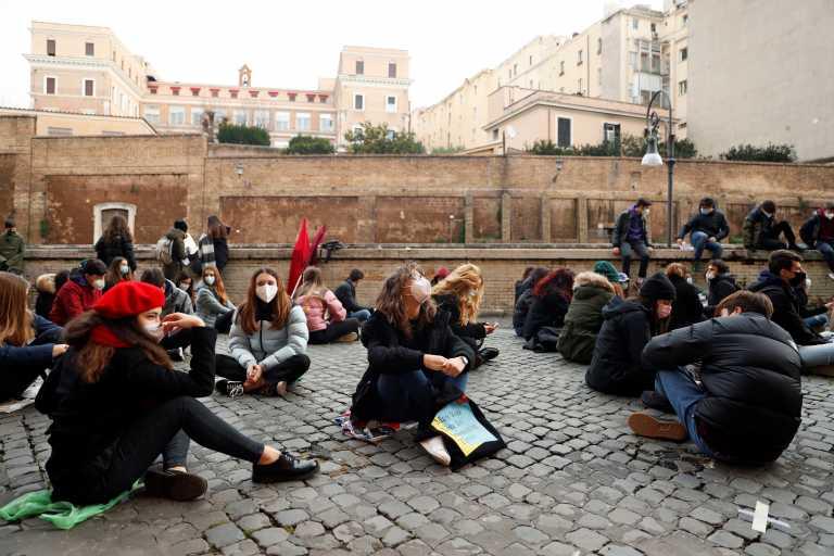 Ιταλία: 13.452 νέα κρούσματα κορονοϊού και 232 νεκροί σε 24 ώρες