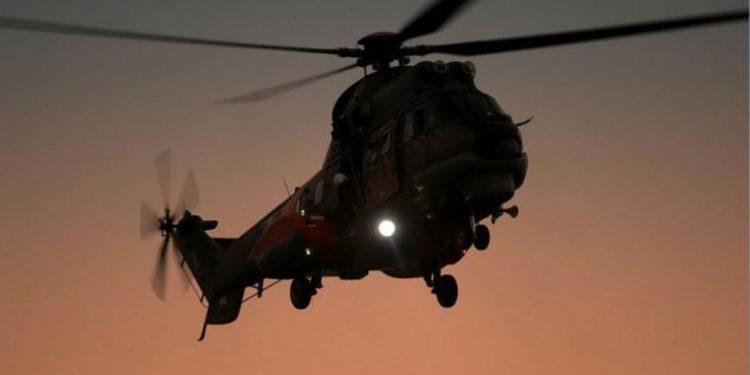 Πολεμική Αεροπορία: Συνεχίζονται οι έρευνες του αεροσκάφους με Super Puma, C-130 και με τη 31 ΜΕΕΔ