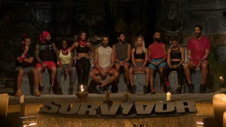 Ποιος αποχώρησε από το Survivor;