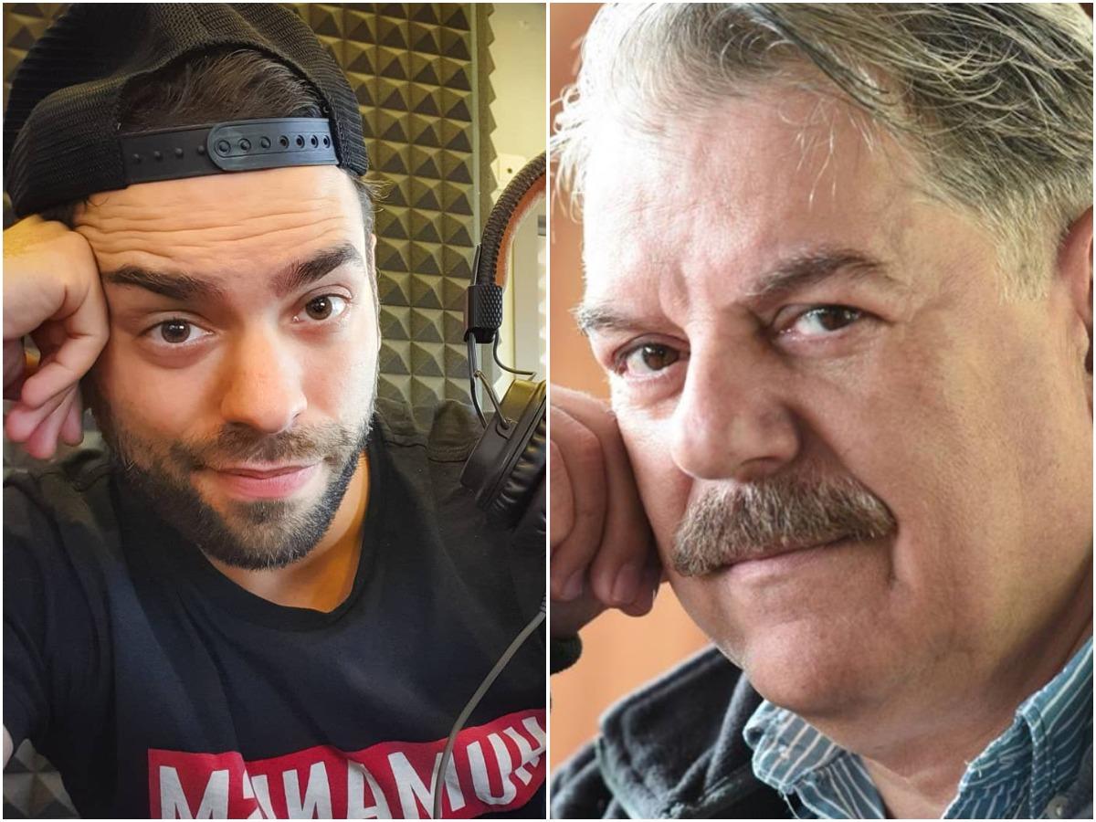 Τι λέει στο T-Live ο γιος του Χάρη Σώζου για το σοβαρό τροχαίο του πατέρα του