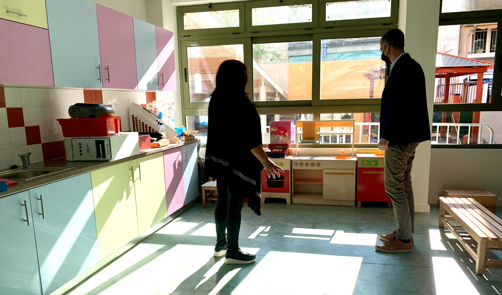 Μπακογιάννης: Τα σχολεία της Αθήνας έτοιμα να υποδεχθούν μαθητές και εκπαιδευτικούς (pics)