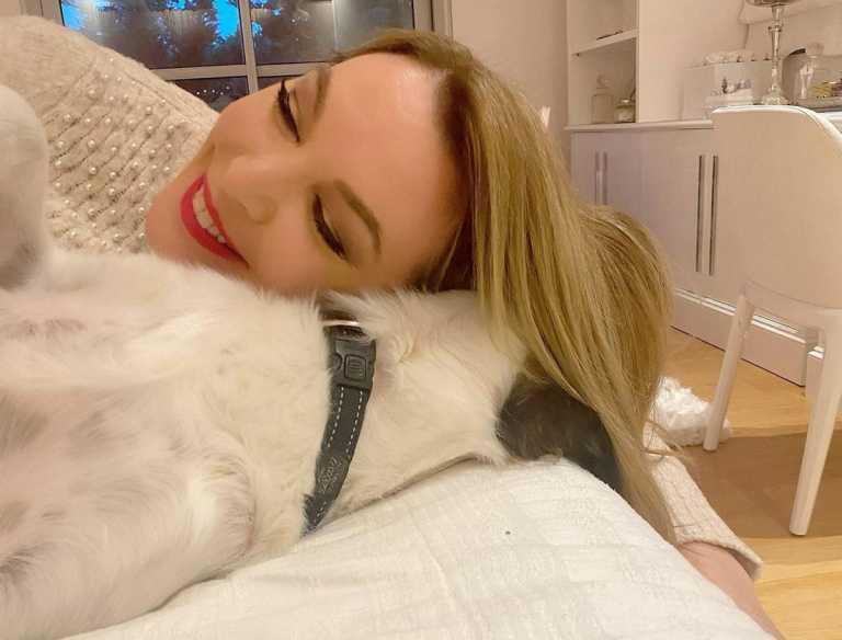 Τατιάνα Στεφανίδου: Στιγμές χαλάρωσης μετά από μια κουραστική μέρα στη δουλειά