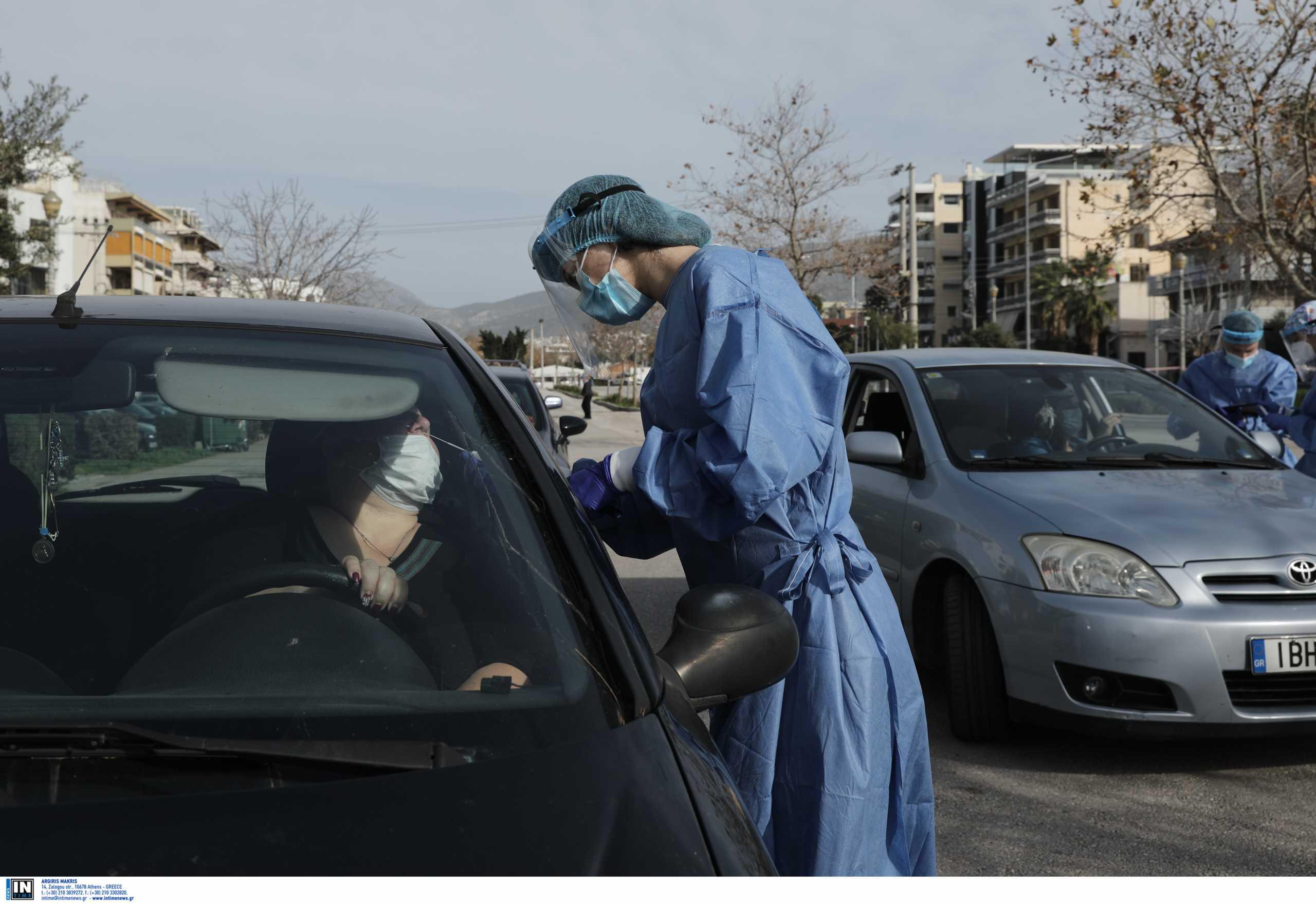 Κορονοϊός: Πάνω από 3.000 rapid test το Σαββατοκύριακο – Πόσα κρούσματα ανιχνεύθηκαν