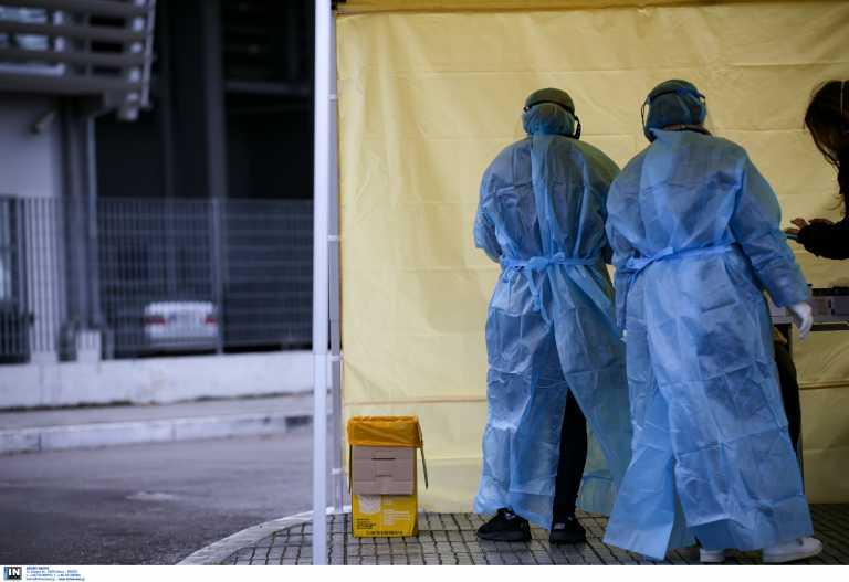 Κορονοϊός: Πάνω από 8.000 rapid test σε 59 περιοχές – Πόσα ήταν θετικά