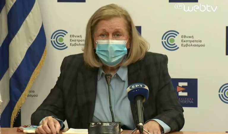 Κορονοϊός: Να γιατί πρέπει να τηρούν τα μέτρα και όσοι έκαναν το εμβόλιο (video)
