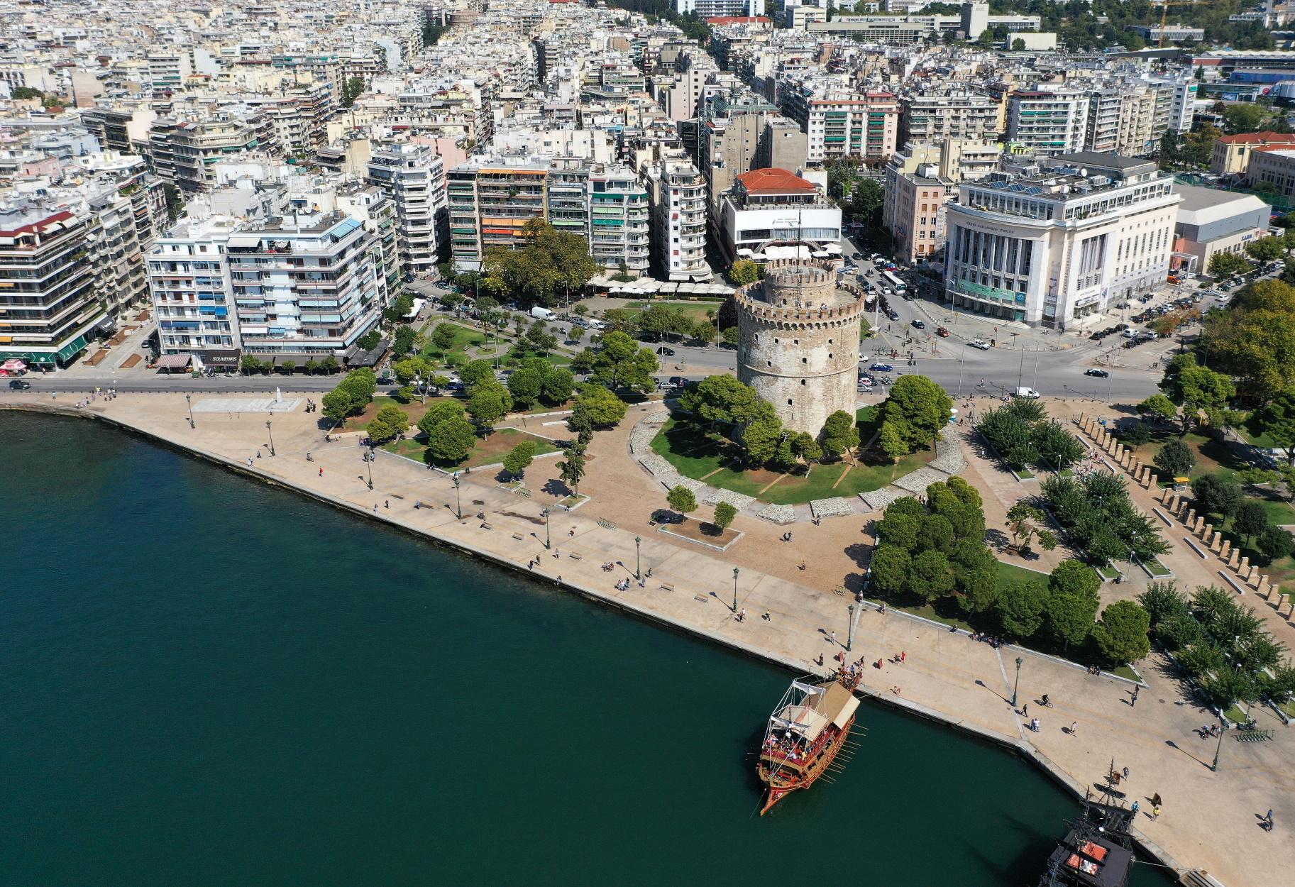 Η παλιότερη φωτογραφία της Θεσσαλονίκης και τα κτήρια που δεν υπάρχουν πια