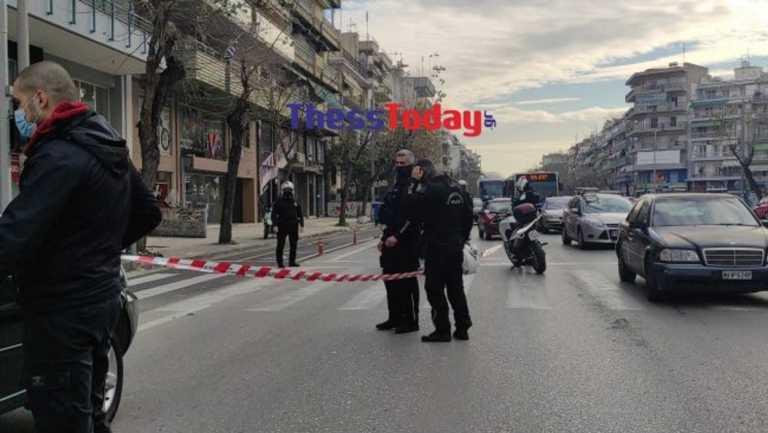 Θεσσαλονίκη: Πυροβολισμοί κοντά στο Ιπποκράτειο