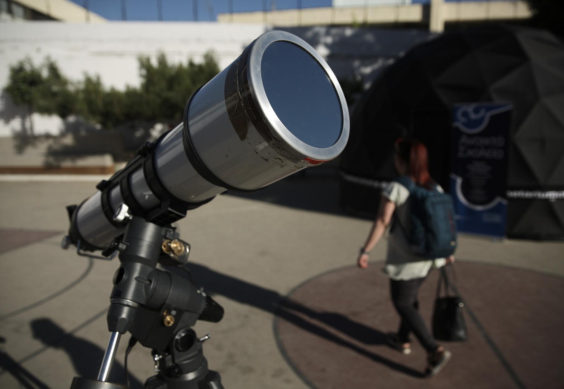 Διαδραστικές παραστάσεις από το Εθνικό Αστεροσκοπείο Αθηνών
