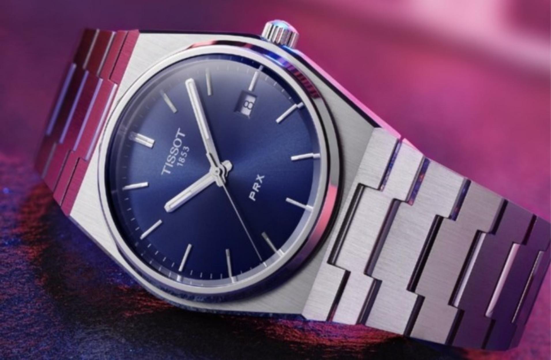 Η Tissot κυκλοφόρησε ένα στιβαρό, προσιτό και πολύ στυλάτο ρολόι