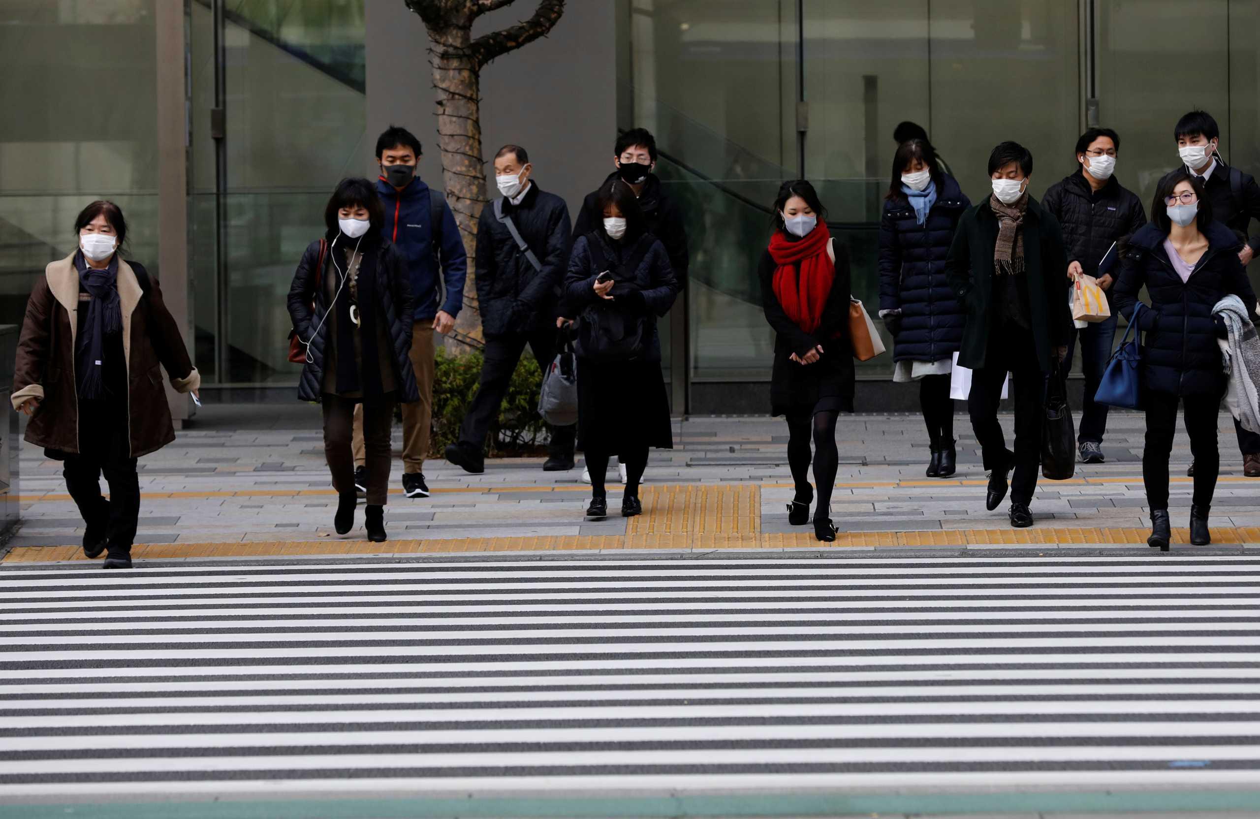 Κορονοϊός – Ιαπωνία: Το Τόκιο ένα βήμα πριν την κήρυξη κατάστασης έκτακτης ανάγκης