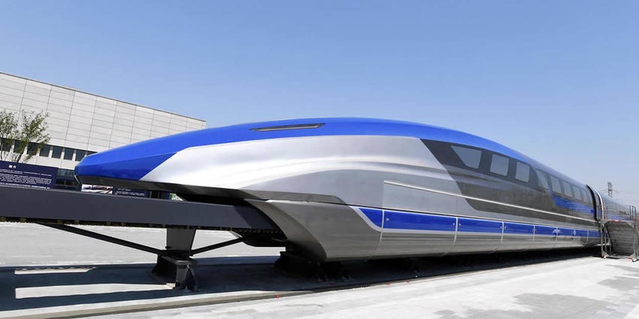 Το τρένο των 800 km/h που θα κάνει τα ταξίδια με αεροπλάνο… αργά! [vids]