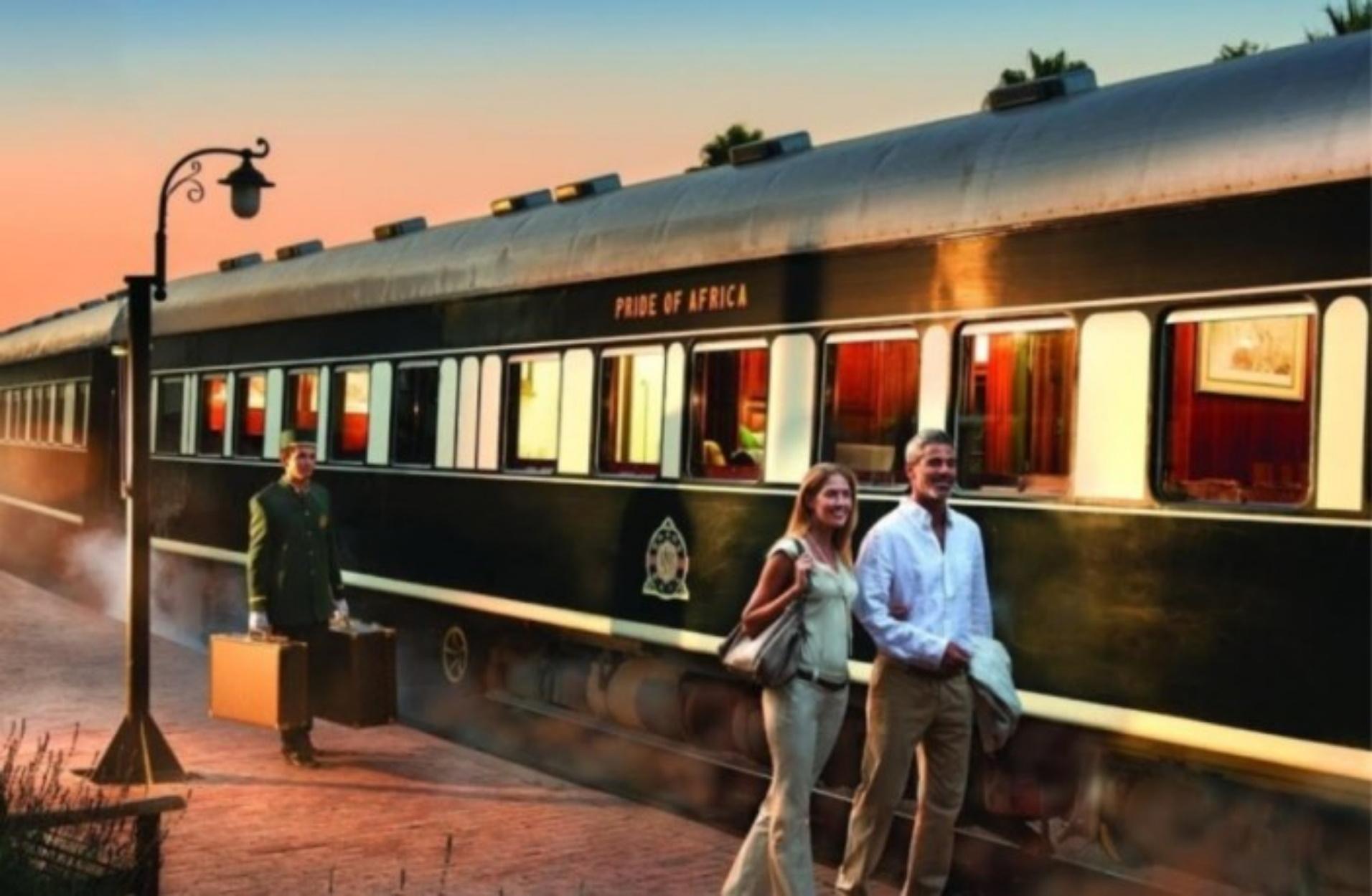 Τα 5 πιο πολυτελή τρένα στον πλανήτη