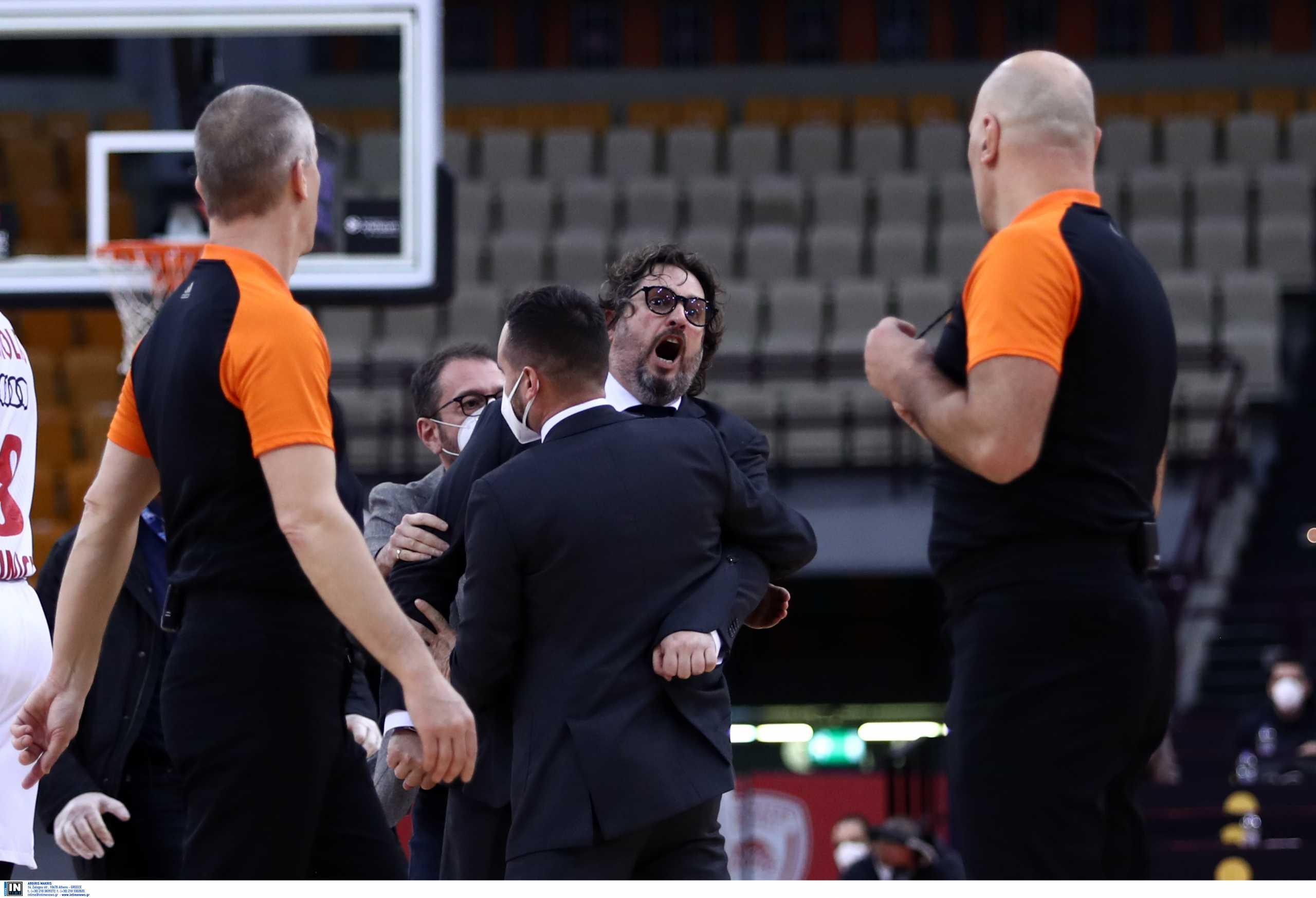 Ολυμπιακός – Μπάγερν: Η Euroleague δικαίωσε τους Γερμανούς (video)