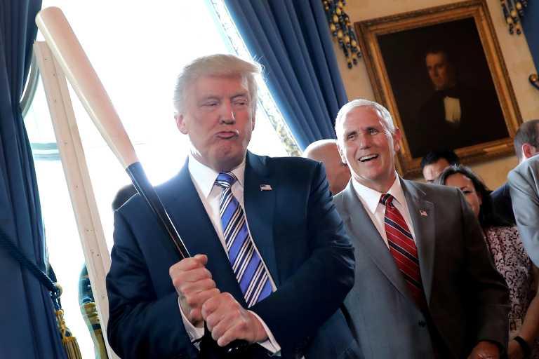 Ο Τραμπ έκανε λάθος και έριξε κυρώσεις... σε εστιάτορα από την Βερόνα! Το σουρεάλ σκηνικό