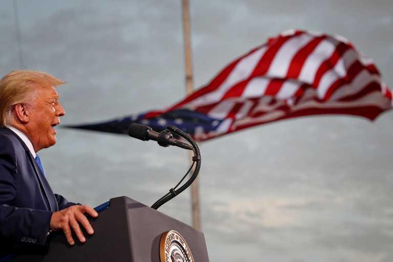 Ο Ντόναλντ Τραμπ θέλει να ιδρύσει νέο κόμμα: το Patriot Party