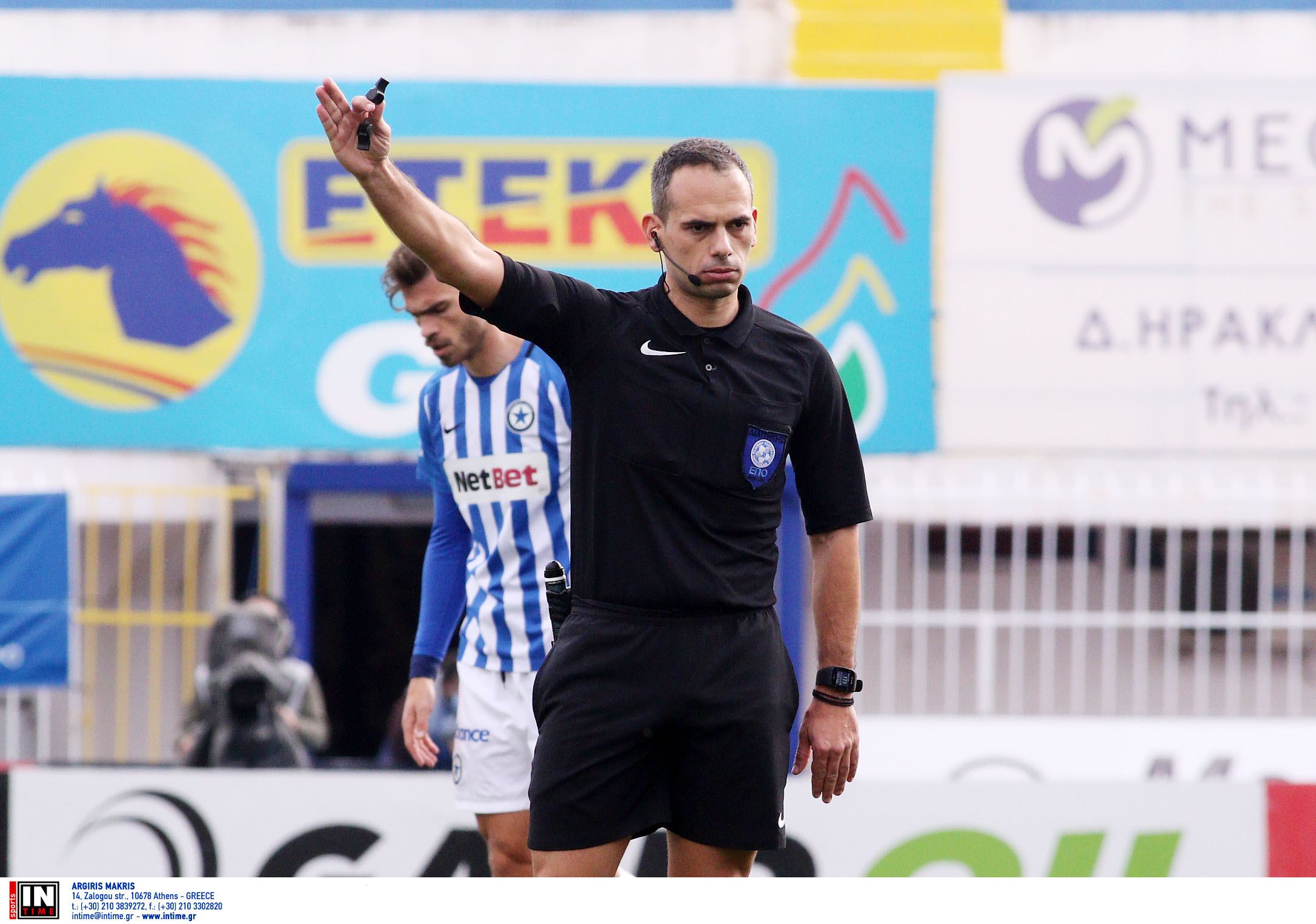 Superleague: Εκτός ορισμών οι Παπαπέτρου και Τσαγκαράκης