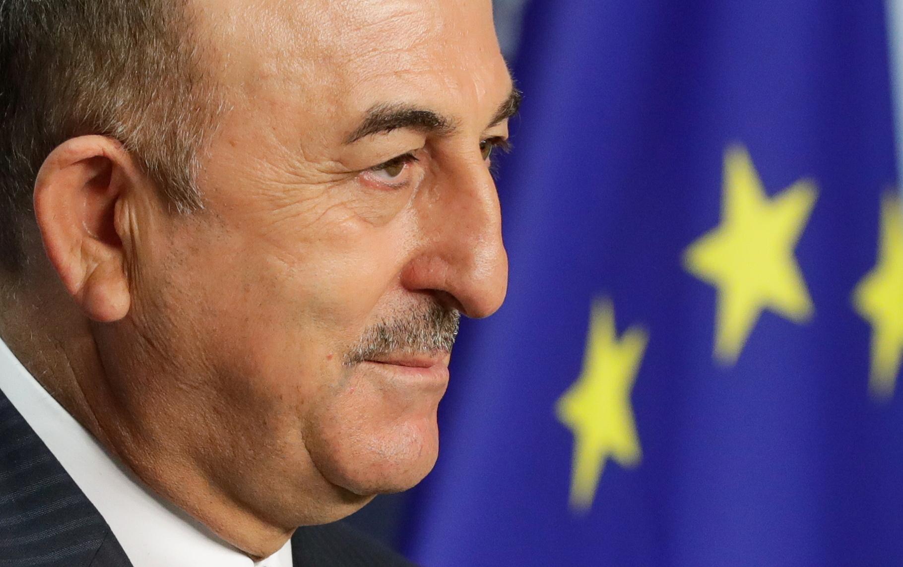 """Ο Τσαβούσογλου επισκέπτεται τα Κατεχόμενα με το """"βλέμμα"""" στο Κυπριακό"""
