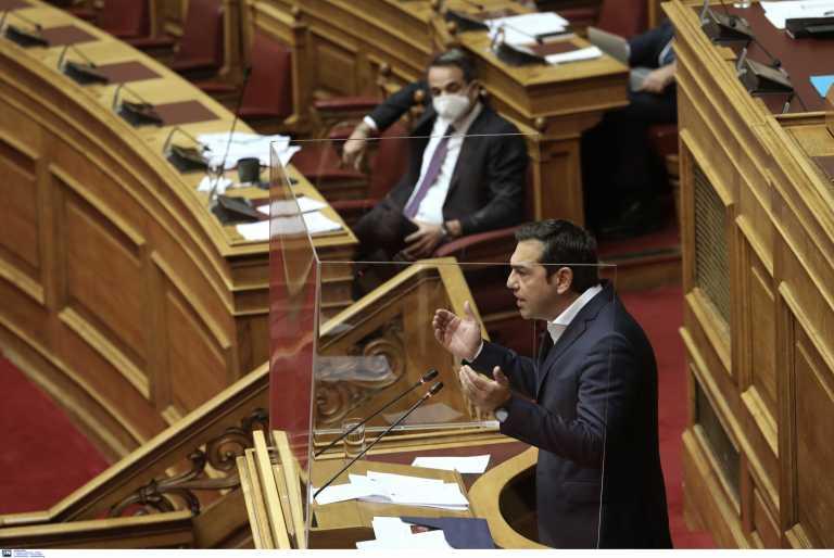 Βουλή: Η δευτερολογία του πρωθυπουργού Κυριάκου Μητσοτάκη