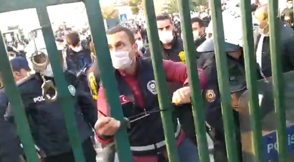 Τουρκία: Φοιτητική εξέγερση για τον διορισμό Πρύτανη με διάταγμα του Ερντογάν
